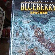 Cómics: BLUEBERRY Nº 49 APACHES 1ª EDICIÓN NORMA 2009. Lote 95554687