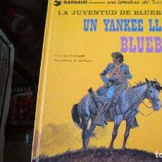 Cómics: BLUEBERRY. Nº 13. UN YANKEE LLAMADO BLUEBERRY. GRIJALBO / DARGAUD.. Lote 95556223