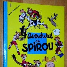 Cómics: AVENTURAS DE SPIROU Y FANTASIO SERIE COLECCIONISTA Nº 1 TAPA DURA.. Lote 95566391