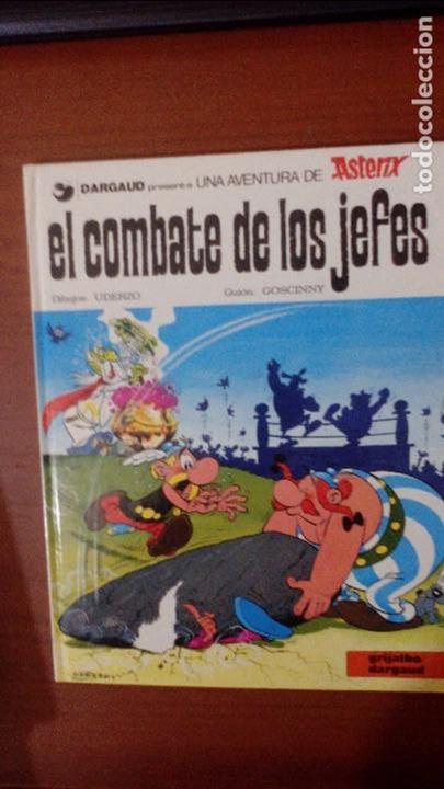 EL COMBATE DE LOS JEFES (Tebeos y Comics - Grijalbo - Asterix)