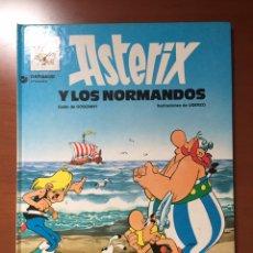 Cómics: ASTERIX Y LOS NORMANDOS. TAPA DURA . NUMERO 8. Lote 95855088