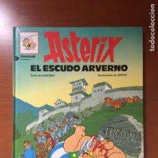 Cómics: ASTERIX EL ESCUDO ARVERNO. Lote 95855306