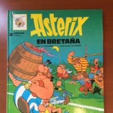 Cómics: ASTERIX EN BRETAÑA. TAPA DURA. NÚMERO 12. Lote 95856196