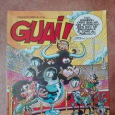 Cómics: GUAY NÚMERO 88 FRANCISCO IBÁÑEZ 1988. Lote 95858183