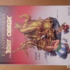 Cómics: EL ANIVERSARIO DE ASTERIX Y OBELIX EL LIBRO DE ORO SALVAT. Lote 95866967