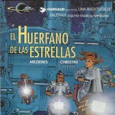Cómics: VALERIAN 17: EL HUERFANO DE LAS ESTRELLAS, 1999, GRIJALBO, IMPECABLE. Lote 96094667