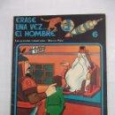 Cómics: ERASE UNA VEZ... EL HOMBRE Nº 6 - LAS GRANDES CATEDRALES / MARCO POLO. EDICIONES JUNIOR. TDKC28. Lote 96178651