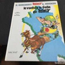 Comics : ASTERIX Nº 5 LA VUELTA A LA GALIA. TAPA DURA (SALVAT) (COIB47). Lote 96189527
