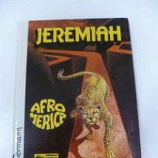 Cómics: JEREMIAH. AFROMERICA. TAPAS DURAS.. Lote 96189907