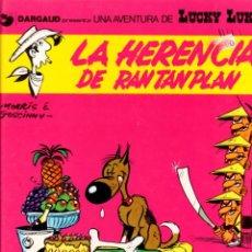 Cómics: LA HERENCIA DE RAN TAN PLAN. LUCKY LUKE. DARGAUD. Nº 6. AÑO 1990. Lote 96215707