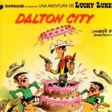 Cómics: DALTON CITY. LUCKY LUKE. DARGAUD. Nº 29. AÑO 1991. Lote 96216283
