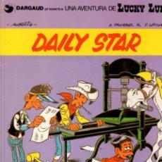 Cómics: DAILY STAR. LUCKY LUKE. DARGAUD. Nº 30. AÑO 1991. Lote 96216607