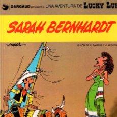 Cómics: SARAH BERNHARDT. LUCKY LUKE. DARGAUD. Nº 23. AÑO 1991. Lote 96217695