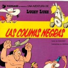 Cómics: LAS COLINAS NEGRAS. LUCKY LUKE. DARGAUD. Nº 11. AÑO 1985. Lote 96219755