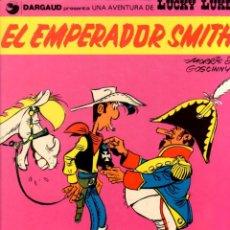Cómics: EL EMPERADOR SMITH. LUCKY LUKE. DARGAUD. Nº 1. AÑO 1982. Lote 96221111