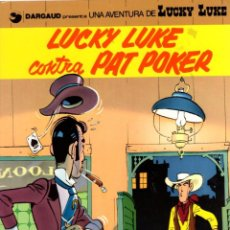 Cómics: LUCKY LUKE CONTRA PAT POKER. LUCKY LUKE. DARGAUD. Nº 53. AÑO 1994. Lote 96221291