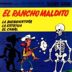 Cómics: EL RANCHO MALDITO. LUCKY LUKE. DARGAUD. Nº 47. AÑO 1992. Lote 96221435