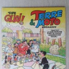 Cómics: TERRE&MOTO, HERMANOS (ESCOBAR, EL AUTOR DE ZIPI Y ZAPE). HOGAR DULCE HOGAR. Lote 96235655