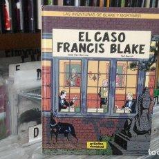 Cómics: BLAKE Y MORTIMER 13. EL CASO FRANCIS BLAKE - TED BENOIT, JEAN VAN HAMME -. Lote 96256843