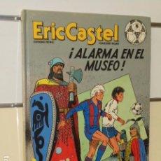 Cómics: ERIC CASTEL Nº 14 - ALARMA EN EL MUSEO - GRIJALBO OFERTA. Lote 96384923
