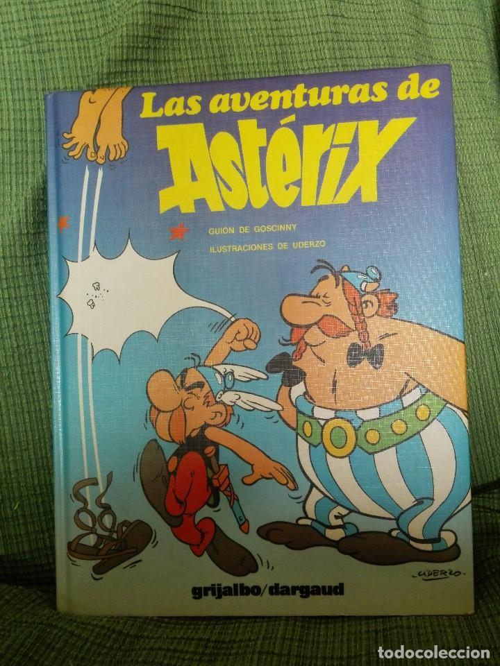 LAS AVENTURAS DE ASTERIX TOMO Nº 5. GRIJALBO/ DARGAUD (Tebeos y Comics - Grijalbo - Asterix)