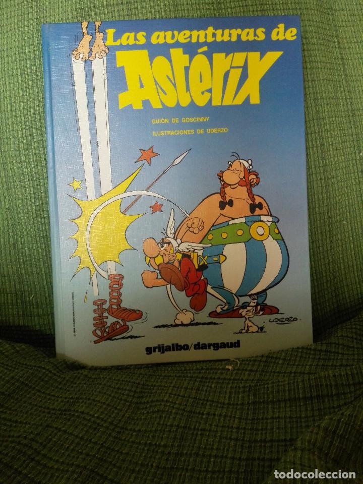 LAS AVENTURAS DE ASTERIX TOMO Nº 3. GRIJALBO/ DARGAUD (Tebeos y Comics - Grijalbo - Asterix)
