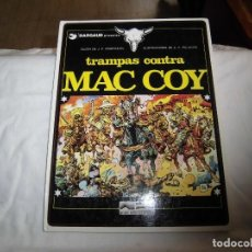 Cómics: TRAMPAS CONTRA MAC COY,-Nº 3.J.P.GOURMELEN/ILUSTA PALACIOS.EDICIONES JUNIOR 1979. Lote 96390619