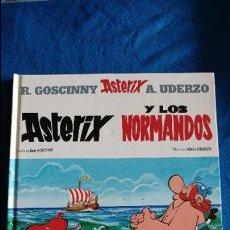 Cómics: ASTERIX Y LOS NORMANDOS EN UN ESTADO MUY BUENO . Lote 96455391