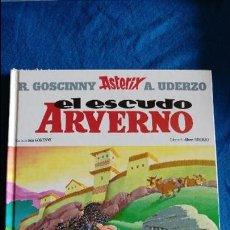 Cómics: ASTERIX EL ESCUDO ARVERNO EN UN ESTADO MUY BUENO . Lote 96455775