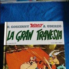 Cómics: ASTERIX LA GRAN TRAVESIA EN UN ESTADO MUY BUENO . Lote 96455827