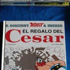 Cómics: ASTERIX EL REGALO DEL CESAR EN UN ESTADO MUY BUENO . Lote 96455899