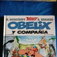 Cómics: ASTERIX OBELIX Y COMPAÑIA EN UN ESTADO MUY BUENO . Lote 96455967