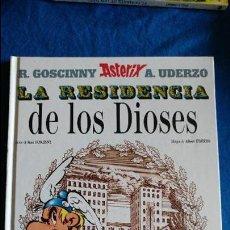 Cómics: ASTERIX LA RESIDENCIA DE LOS DIOSES EN UN ESTADO MUY BUENO . Lote 96456067
