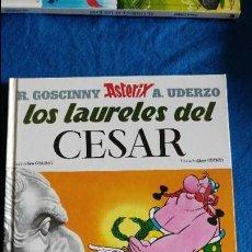 Cómics: ASTERIX LOS LAURELES DEL CESAR EN UN ESTADO MUY BUENO . Lote 96456147