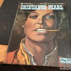 Cómics: EL TENIENTE BLUEBERRY Nº 7 CHIHUAHUA PEARL. TAPA DURA ( GRIJALBO) 1979 (COIB48). Lote 96799155