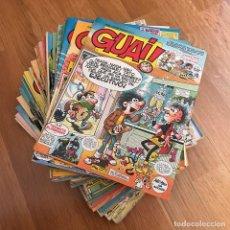Cómics: LOTE GUAI - JUNIOR - 1986 (88 COMICS). Lote 96860839