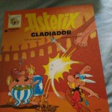 Cómics: ASTERIX GLADIADOR TAPA DURA GRIJALBO 1992. Lote 96897683