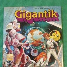 Cómics: GIGANTIK - TOMO ÚNICO - VICTOR MORA Y J. CARDONA - EXCELENTE ESTADO. Lote 97067931
