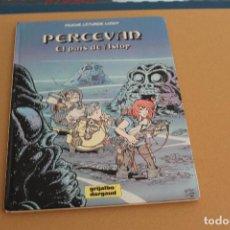 Comics - PERCEVAN Nº 4, TAPA DURA, EDITORIAL GRIJALBO - 97148899