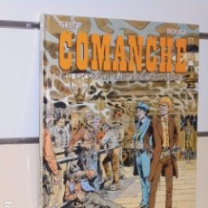 Cómics: COMANCHE EL DOLAR DE TRES CARAS - GRIJALBO -. Lote 97276243
