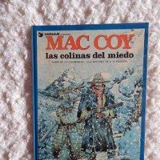 Cómics: MAC COY - LAS COLINAS DEL MIEDO -N. 13. Lote 97398355