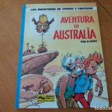 Cómics: AVENTURA EN AUSTRALIA. SPIROU Y FANTASIO. EDICIONES JUNIOR. GRIJALBO. 1989. TOME Y JANRY. N° 20. Lote 97443927