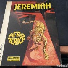 Cómics: JEREMIAH Nº 7 AFROMERICA (GRIJALBO) (COI44). Lote 97495763