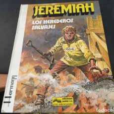 Comics : JEREMIAH Nº 3 (GRIJALBO) TAPA DURA (COIB44). Lote 97499031