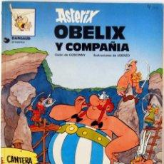 Cómics: ASTERIX, OBELIX Y COMPAÑÍA - UDERZO Y GOSCINNY. Lote 97576331