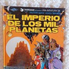 Cómics: UNA AVENTURA DE VALERIAN - EL IMPERIO DE LOS MIL PLANETAS N. 1. Lote 217555525