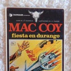 Cómics: MAC COY - FIESTA EN DURANGO N. 10. Lote 97618527