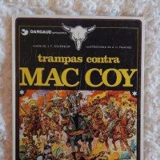 Cómics: MAC COY - TRAMPAS CONTRA MAC COY N. 3. Lote 97618787