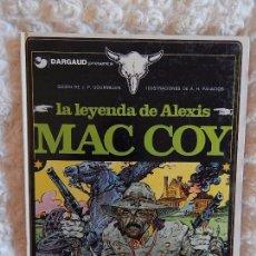 Cómics: MAC COY - LA LEYENDA DE ALEXIS MAC COY N. 1. Lote 184782483