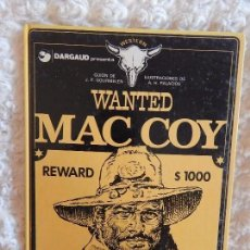 Cómics: MAC COY - WANTED MAC COY N. 5. Lote 151508876